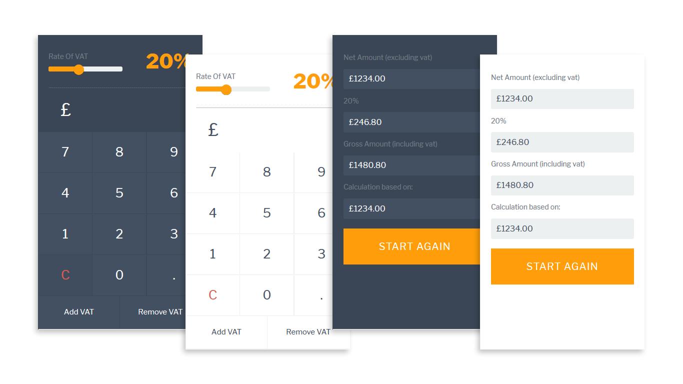 Monkey VAT & TAX Calculator